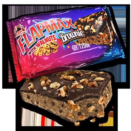 Barrita de Avena FlapMax sabor Brownie
