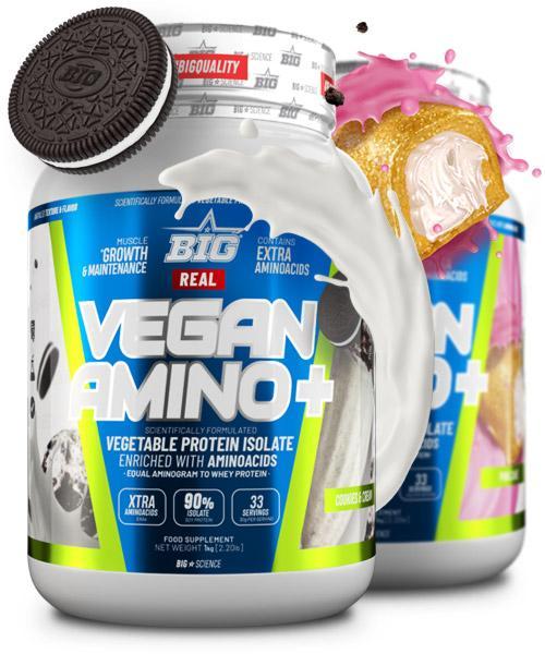 Real Vegan Amino Plus 1kilo