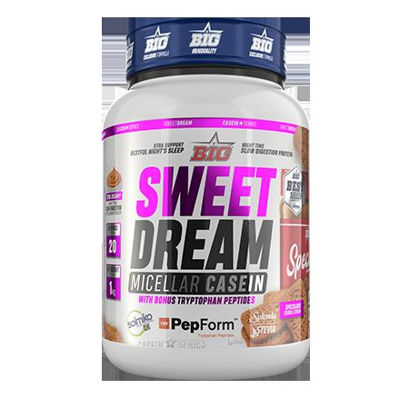Sweet Dream 1kgr Speculoos(Galleta Belga) CASEÍNA