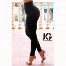 Leggings Básicos Negros JESSICA GARCÍA