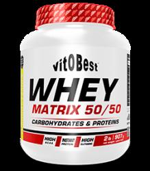 Proteina con Hidratos 50%
