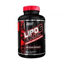 Lipo6 Black 120caps new!