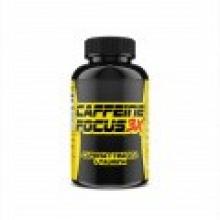 Cafeina Focus 3x Cafeína, Teanina y Taurina 60 cápsulas