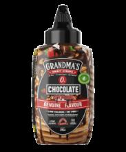 Grandmas Syrup. Genuíno sabor a sirope de chocolate 290ml