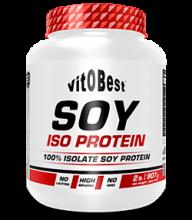 Soy Protein 907gr Neutro Proteína de Soja