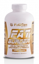 Fat Burner Sin Cafeína 100caps