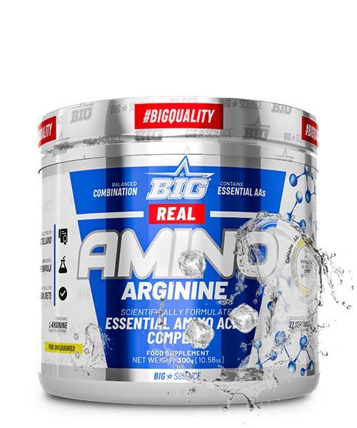 REAL AMINO ARGININE 300GR