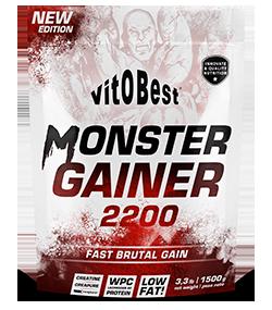 Monster Gainer 2200 1.5kilos