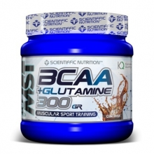BCAA + Glutamine 500grs