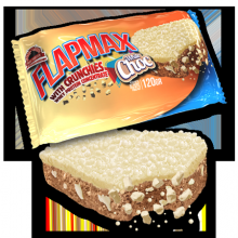 Barrita de Avena FlapMax sabor White Choc