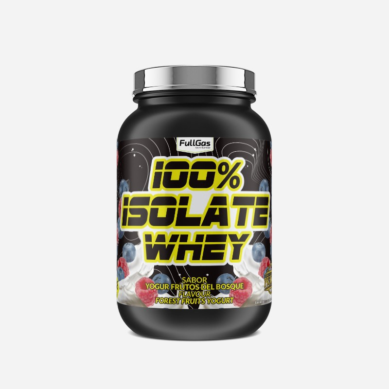 100% Isolate Whey 1.8k