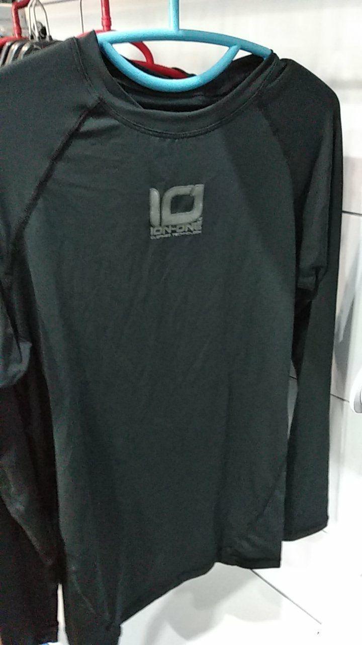 Camiseta Bioceramicas Ion One Negro