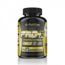 Pro-X Ácido D-Aspartico 120 cápsulas