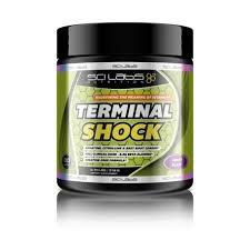 Terminal Shock 275.8gr