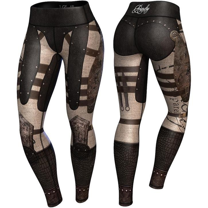 Leggings Scorpion Anarchy