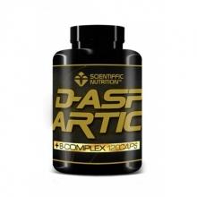 D-Aspartic 120 tabletas