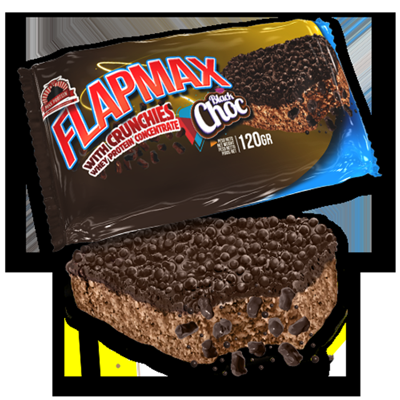 Barrita de Avena FlapMax sabor Black Choc