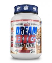 Big Dream  1kgr Peanut Butter & salted Caramelo CASEÍNA