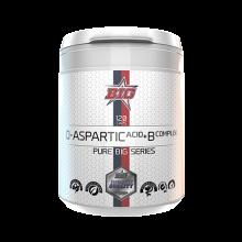 D-Aspartic Acid + B Cpmplex 120cáps