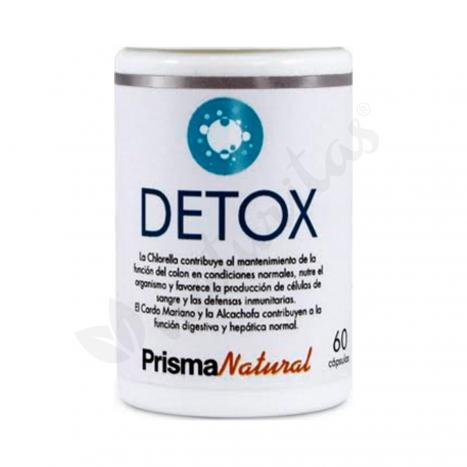 Detox 60 Cápsulas