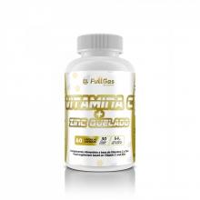 Vitamina C 1000mg +Zinc Quelado 60caps