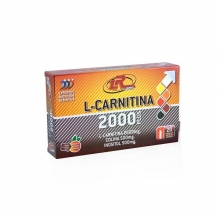 L-Carnitina 2000 Plus 20 ampollas